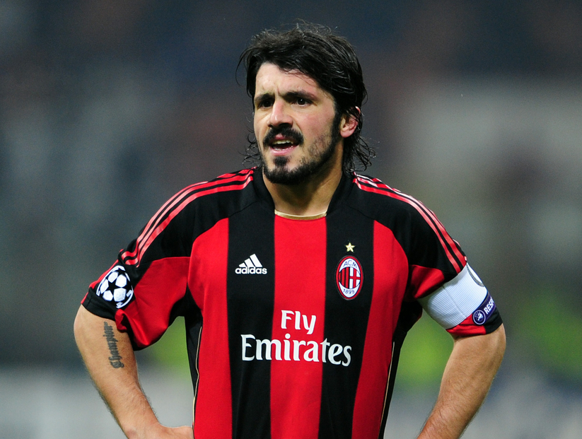 Gattuso is new AC Milan manager