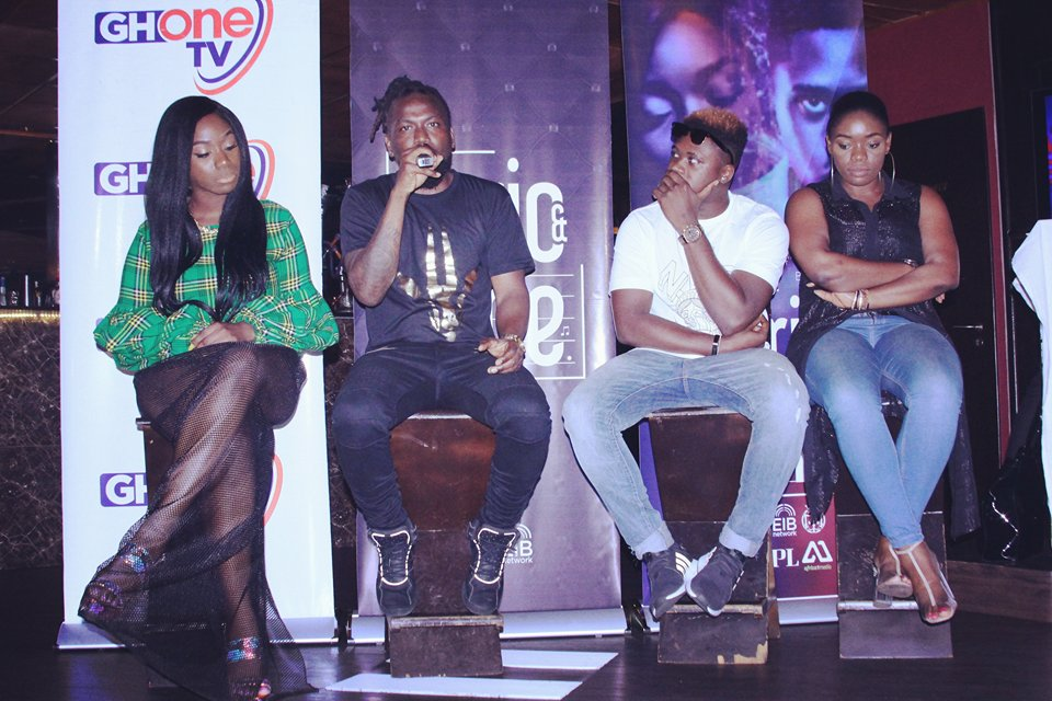 Temple Music outdoors Jeff Akoh's 'Lokoja' and Bisola at Level 8 Lounge