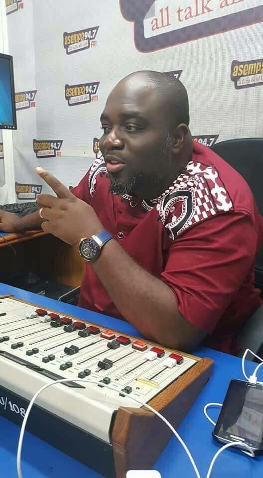 Radio presenter Kaba dead