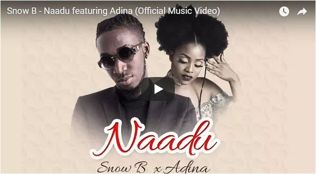 "Snow B Premiers ""Naadu"" With Adina Thembi and Reflects on Proud Moments On YFM Area Code"
