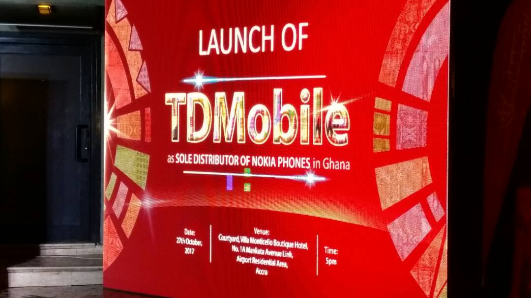 TD Mobile launches officially in Ghana