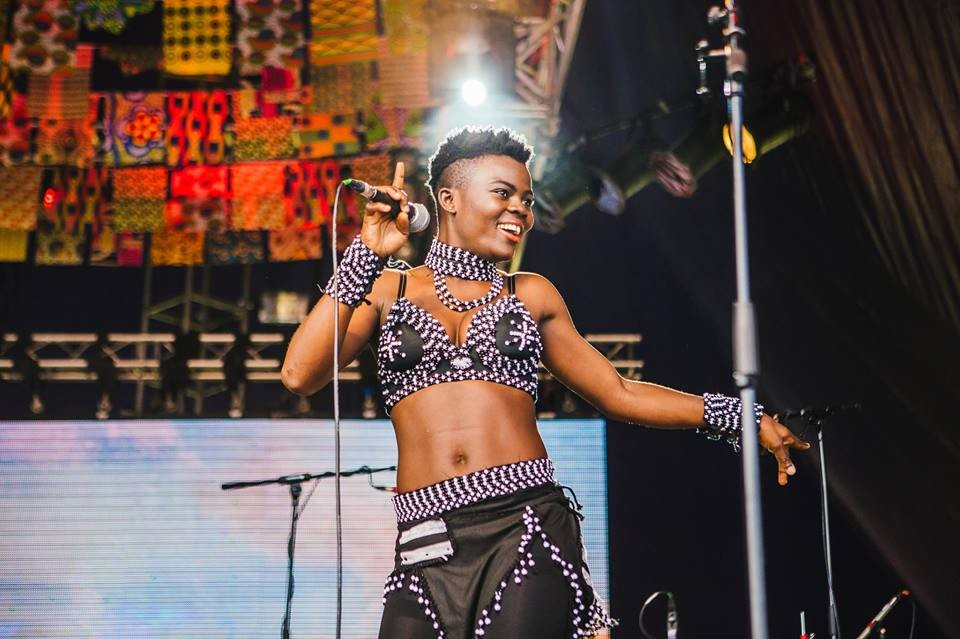 Wiyaala's Djimba World Music Festival Slated for December 23