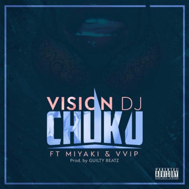 Listen Up: Vision DJ features VVIP & Miyaki on 'Chuku'