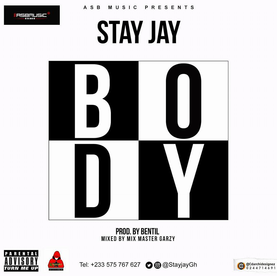 Listen Up: Stay Jay premieres 'BODY'