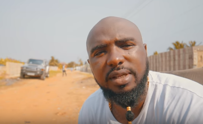 Watch: Gasmilla premieres video for 'Ak3 Somorshi'