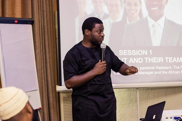Creative Entrepreneur Masterclass Held to Empower Creative Arts Industry