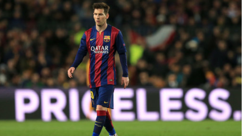 The Breakdown Of Lionel Messi's New Contract Is Absolutely Bananas