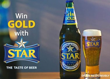 Star Beer Launches First Gold Promo