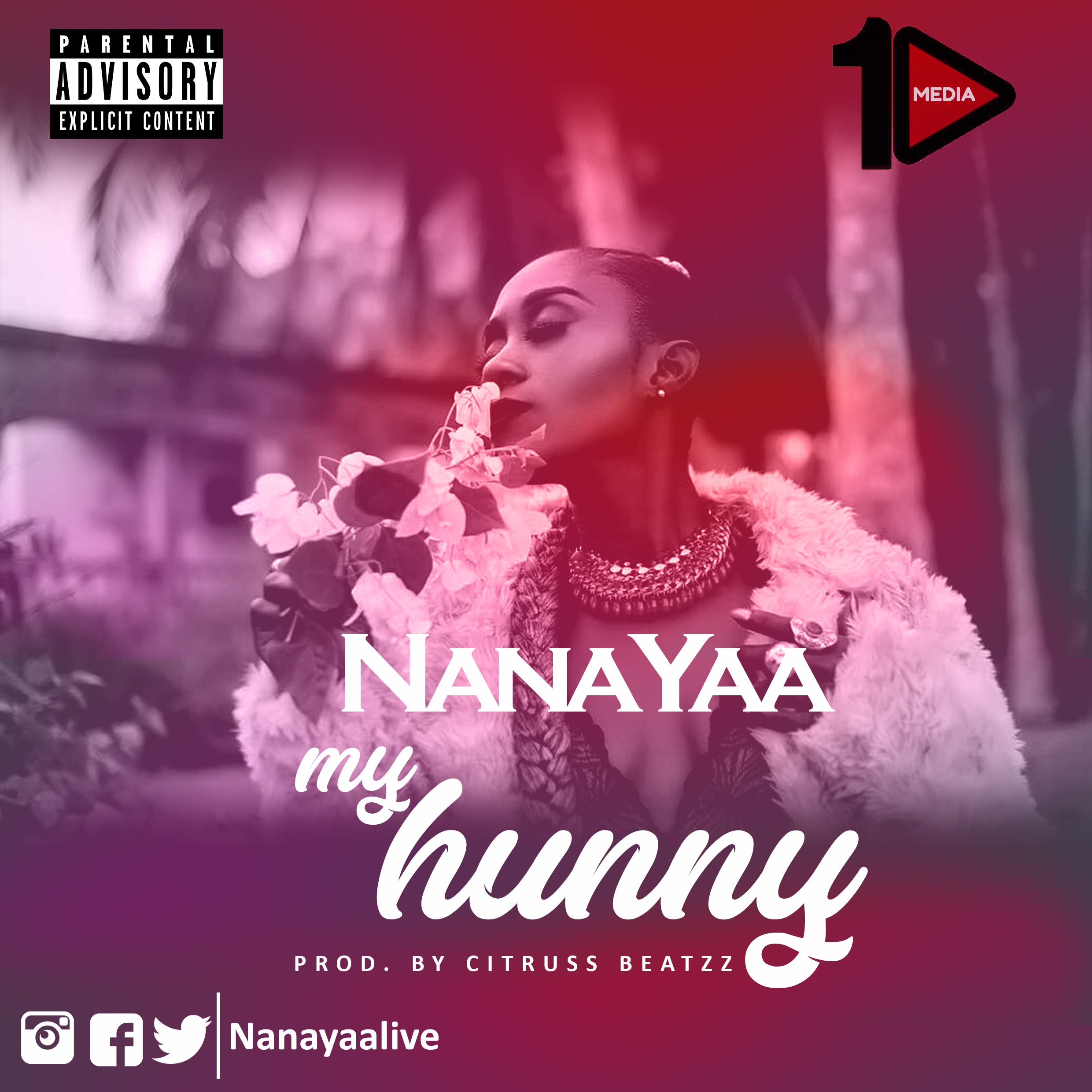 Watch: NanaYaa releases visuals for 'My Hunny'