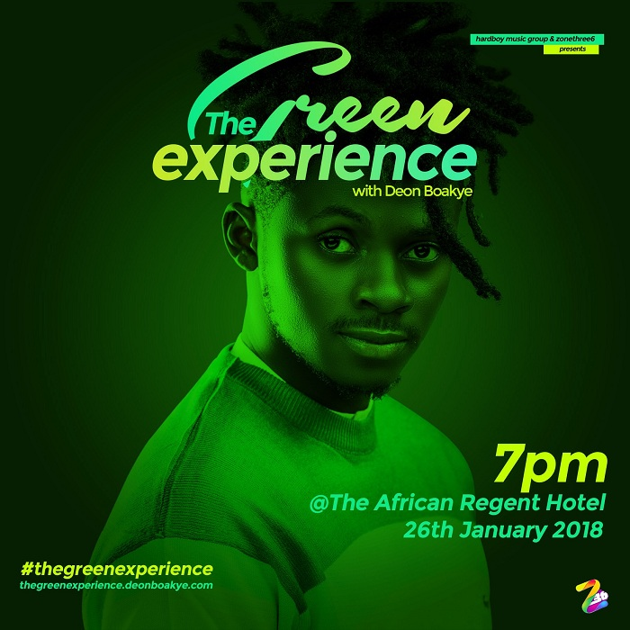The Green Experience with Deon Boakye