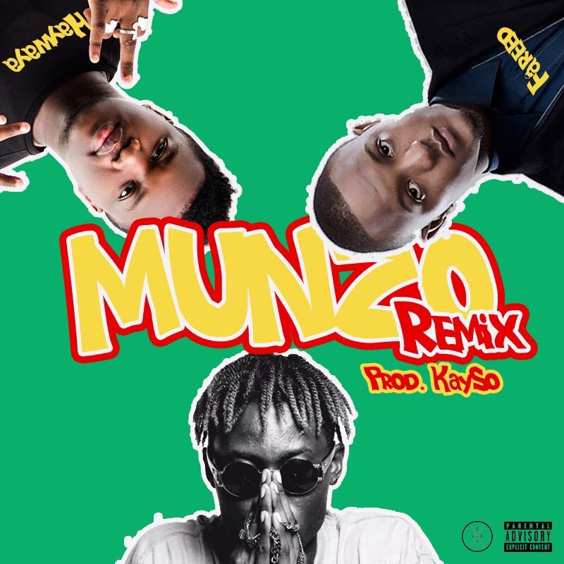 Listen Up: Ayat recruits Haywaya and FaReed on 'Munzo' remix