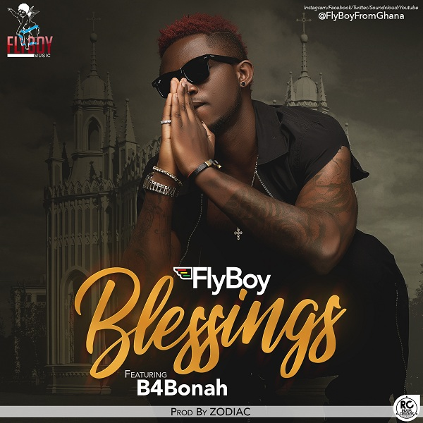 "Geesus changes name to FLYBOY - premieres ""BLESSINGS"""
