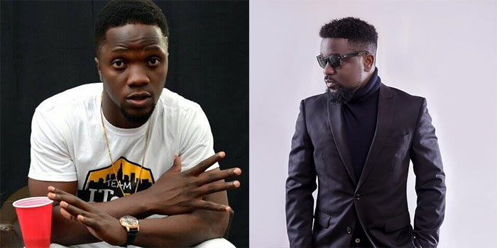 Some Things Are For Men Only: Don Itchi Apologizes to Sarkodie After Dissing Strongman