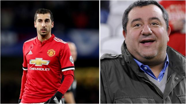 Henrikh Mkhitaryan's Agent Comments On Rumoured Sanchez Swap
