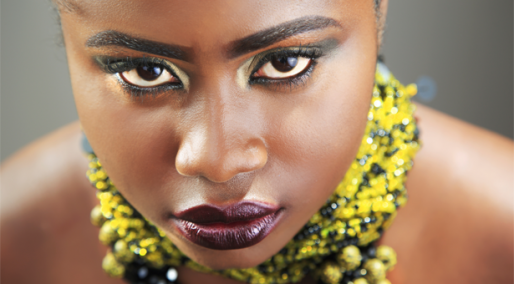 How Lydia Forson Was Slapped by a Security Officer