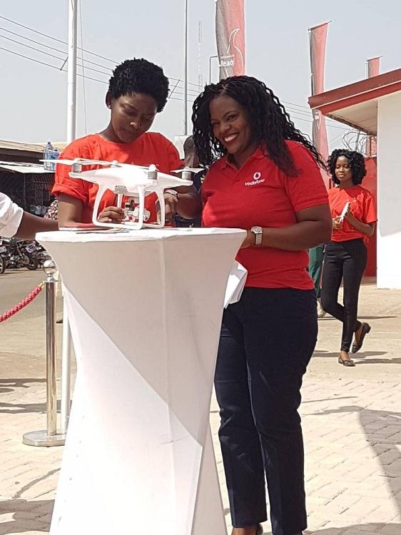 Vodafone Ghana opens Ultra-modern retail Shop in Tamale