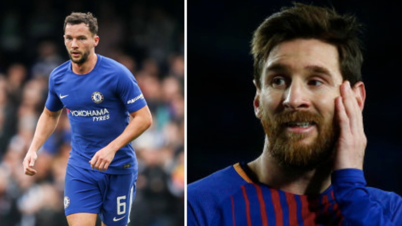 Danny Drinkwater Reveals What He'll Say To Lionel Messi When They Meet