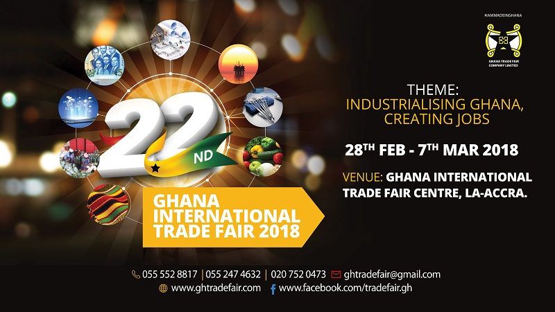 High Expectations For The 22nd Ghana International Trade Fair