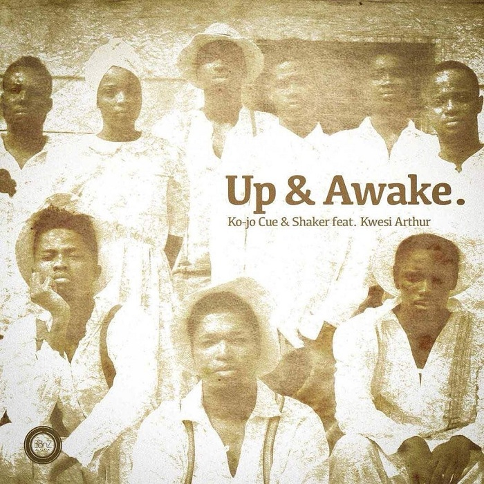 "Watch: Ko-Jo Cue, Shaker, Kwesi Arthur narrate black history in ""Up & Awake"" video"