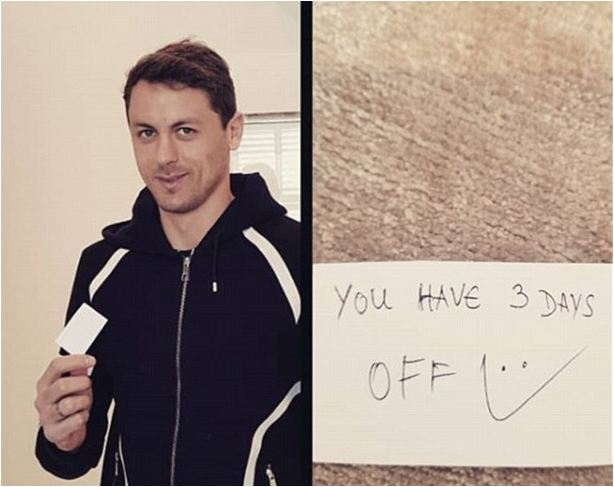 Nemanja Matic 'reveals' note Jose Mourinho wrote him during Chelsea victory