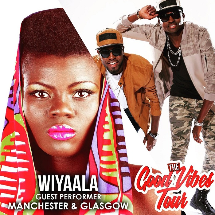 "Wiyaala to Join Reggie N Bollie's ""Good Vibes"" UK Tour"