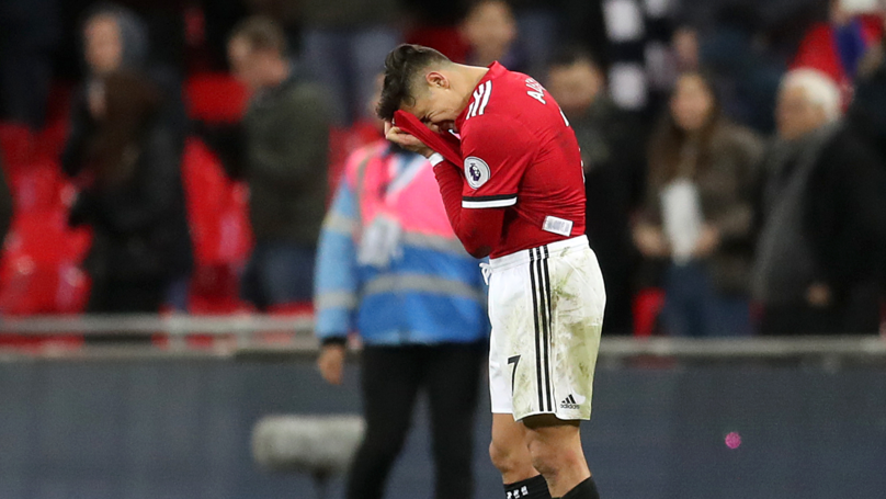 Manchester United striker Alexis Sanchez sentenced to 16 months in prison