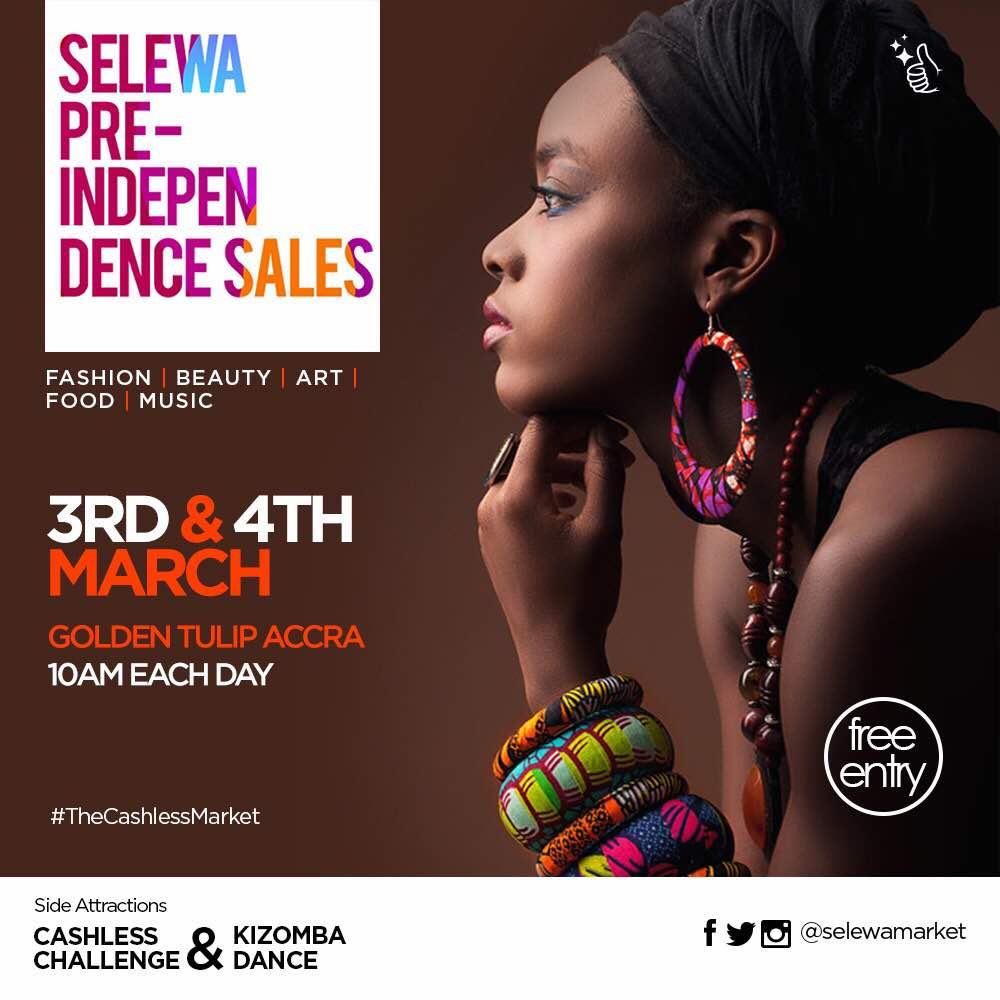 Selewa Market Goes Cashless again