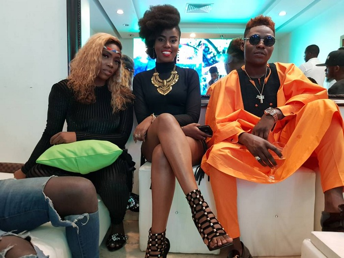Mzvee delivers class-act performance at Nigeria Football Federation awards