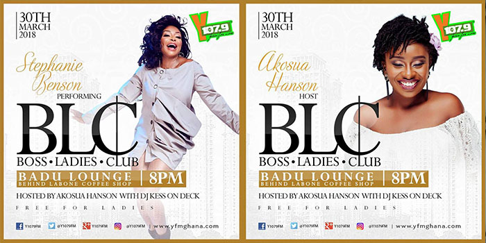 YFM Boss Ladies Ready for BLC