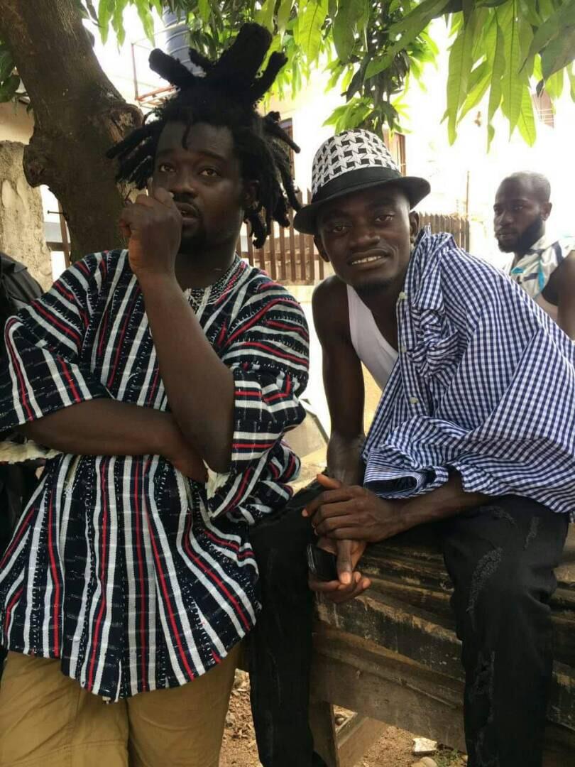 Kwaku Manu behind Lil Win's death rumors? - Guda speaks