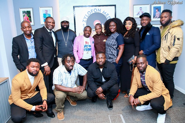 Zylofon Media UK Opens With Pomp And Pageantry