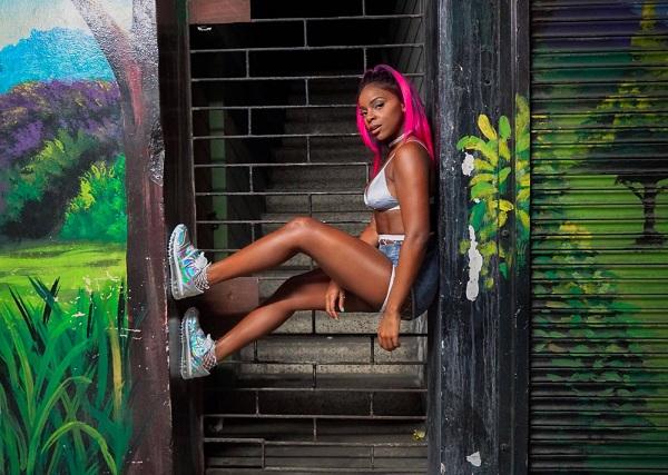"Khalia drops hot summer jam ""Spring Break"" featuring Stonebwoy"