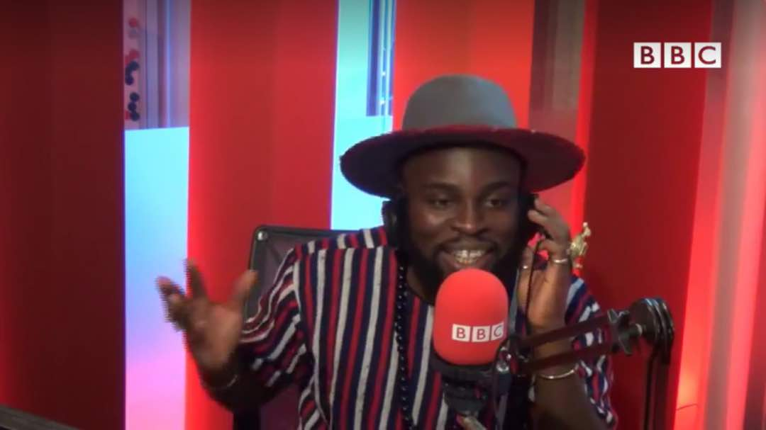 BBC Grills M.anifest on Music, Fashion and Sexism