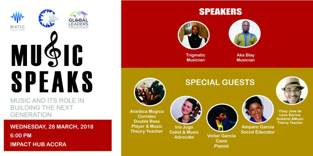 """Trigmatic welcomes music experts from Spain ahead of """"Music Speaks"""" seminar on March 28"""