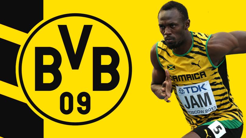 Usain Bolt To Have Borussia Dortmund Trial Tomorrow Morning