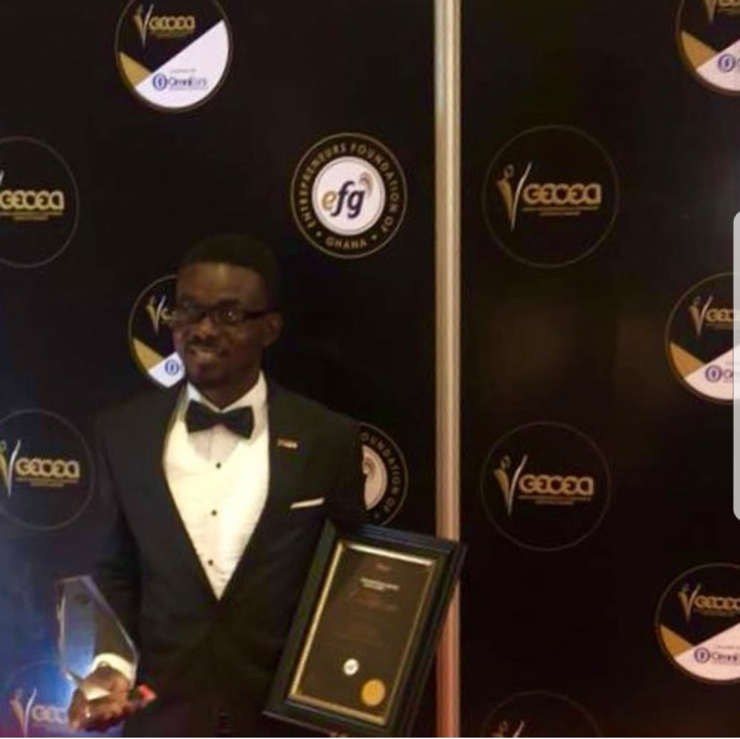 Zylofon CEO Wins Best Business Executive of the Year Award