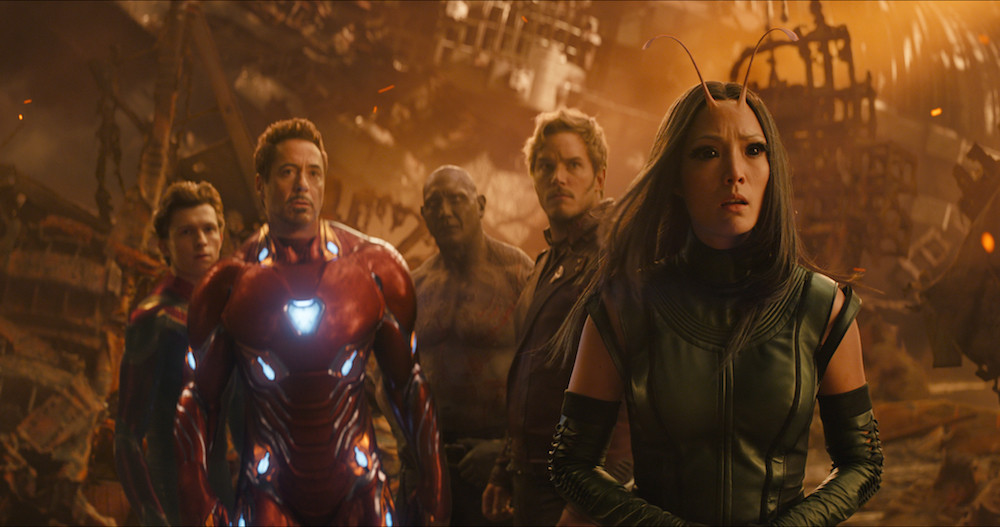 Avengers: Infinity War is set to hit a new box-office record