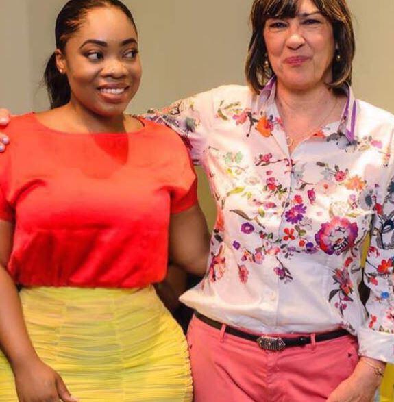 Christiane Amanpour Defends Moesha