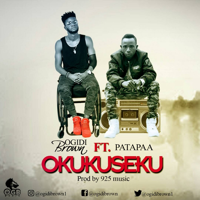 Watch: Ogidi Brown features 'Patapaa on Okukuseku
