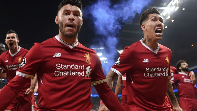 Liverpool to face Roma in Champions League semi-finals