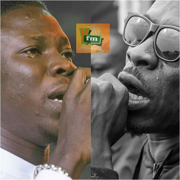 Shatta Wale reacts to Stonebwoy's viral photos with Sean Paul