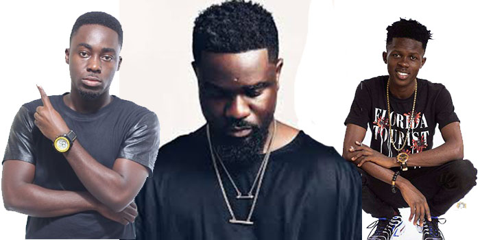 Sarkodie Finally Reacts To Strongman and TeePhlow's 'Beef'