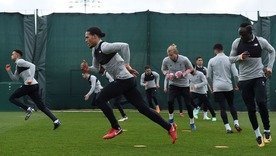 Liverpool to Train at Home Before UCL Clash After Initially Being Denied Facilities in Manchester