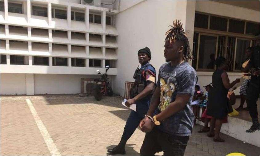 Wisa Greid will face 24-month jail-term if he fails to pay GHC 8400 fine