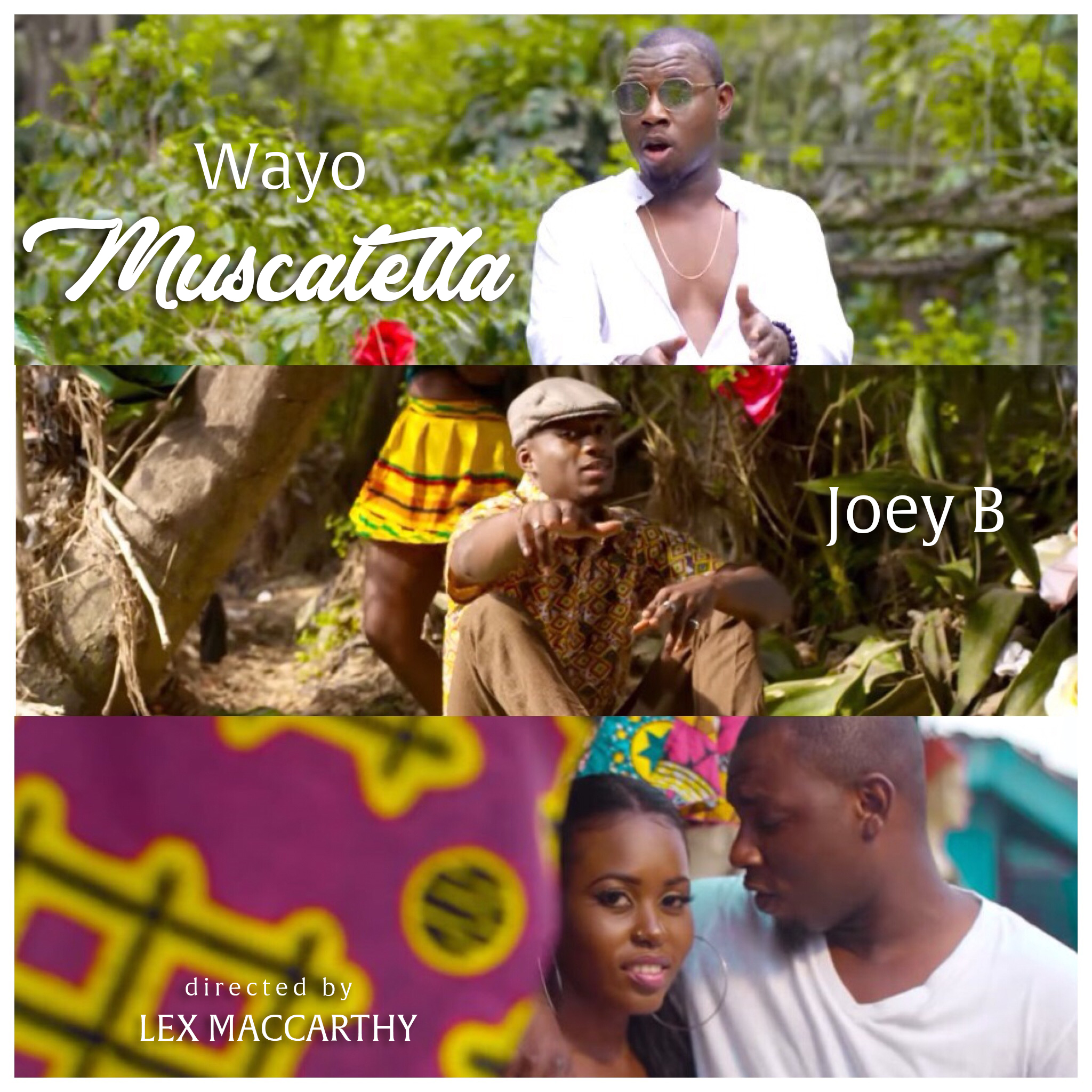 Listen Up: Wayo features Joey B on 'Muscatella'