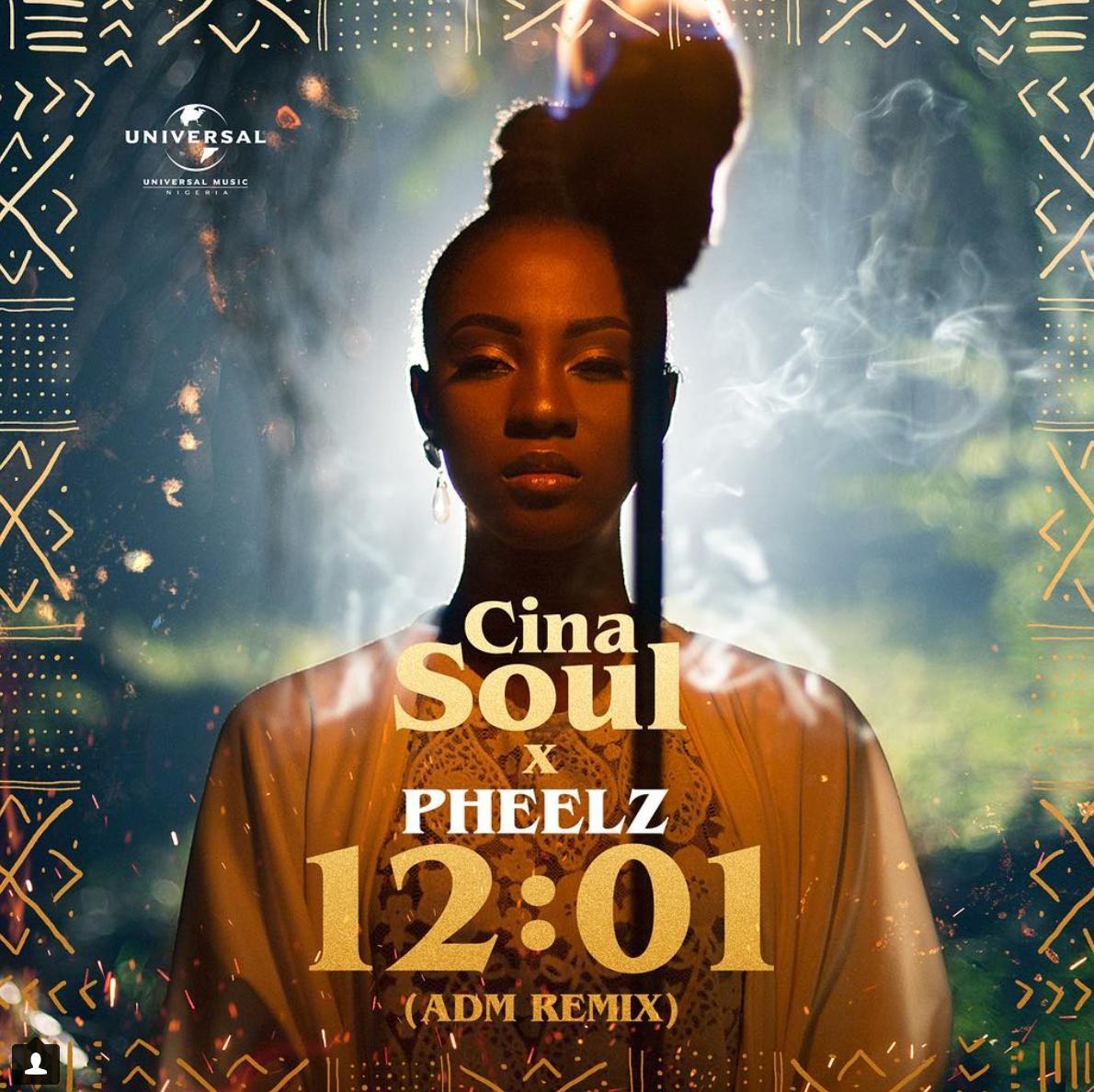 Ghana's Cina Soul signs with Universal Music