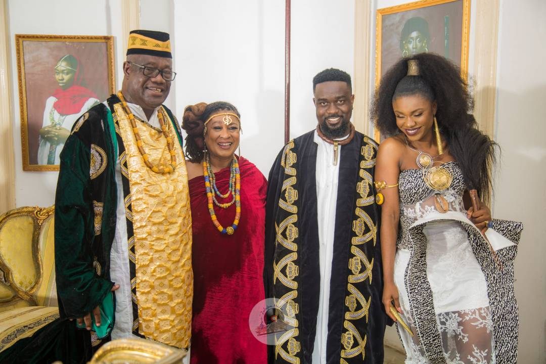 Photos: Sarkodie, Fritz Baffour, Paulina Oduro & Others Star In New Epic Video For Becca