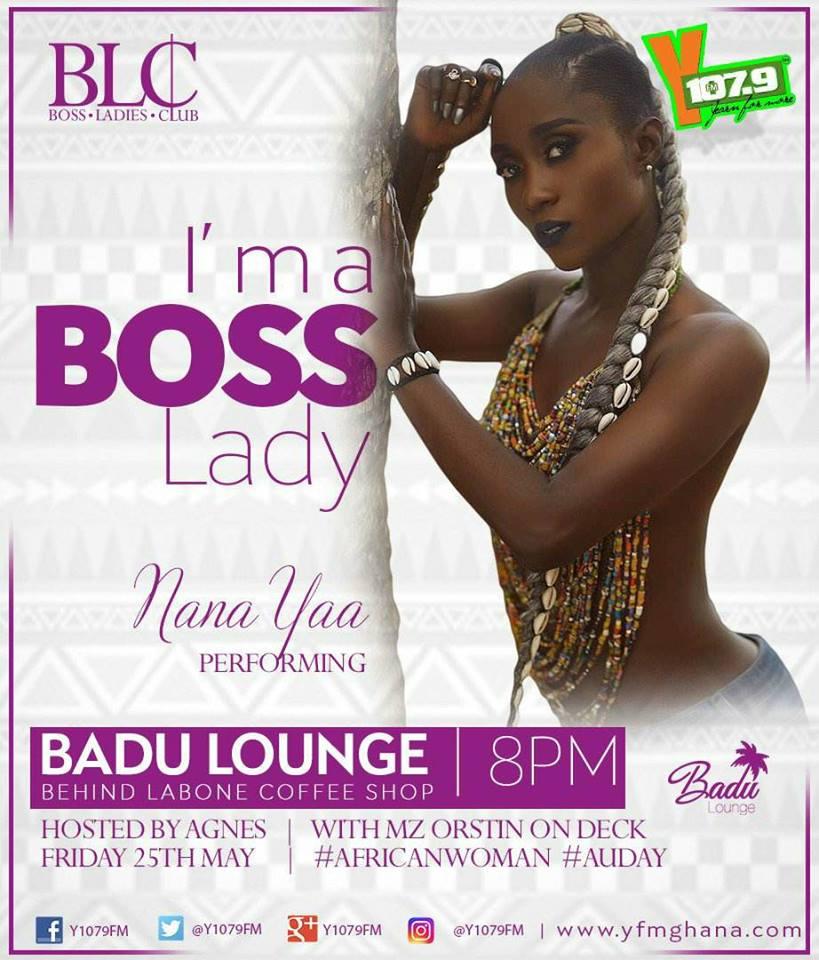 YFM's #BossLadiesClub scheduled for May 25