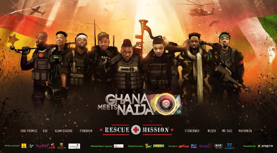 Yaa Pono throws Ghana Meets Naija challenge to Nigerian acts