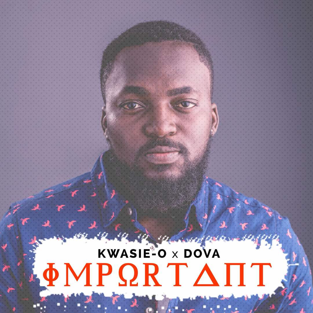 Watch: Kwasie-O premieres visuals for 'Important' featuring Dova